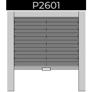 dibli 25mm - dakraam - handgreep - 25. P2601