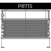dibli 45mm - recht raam - koord - 4. P8715