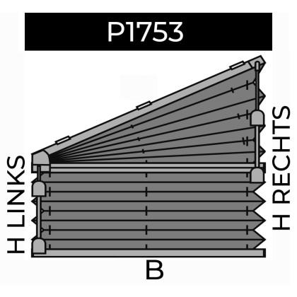 dibli 25mm - recht raam - koord - 10. P1753 rechts