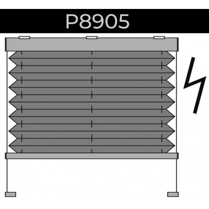 dibli 45mm - recht raam - elektrisch Brel - 10. P8905 Brel